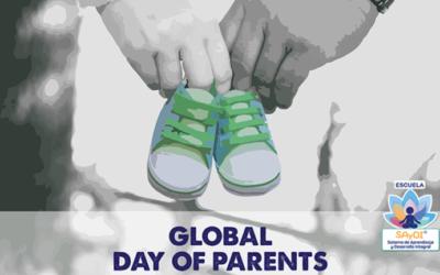 Festejemos el Día Mundial de las Madres y de los Padres.