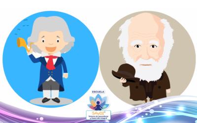 ¿Y si tu hijo fuera como Beethoven o Charles Darwin?
